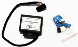 Trixenon retrofit driver for Audi Q7