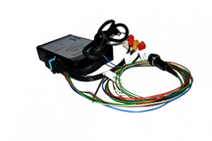 AUDIO / VIDEO INPUT VW MFD-1 SKODA