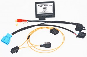 ADAPTER AUDIO AUDI MMI 2G High