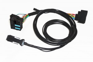 Plug & Play Bluetooth cable for Audi RNS-E